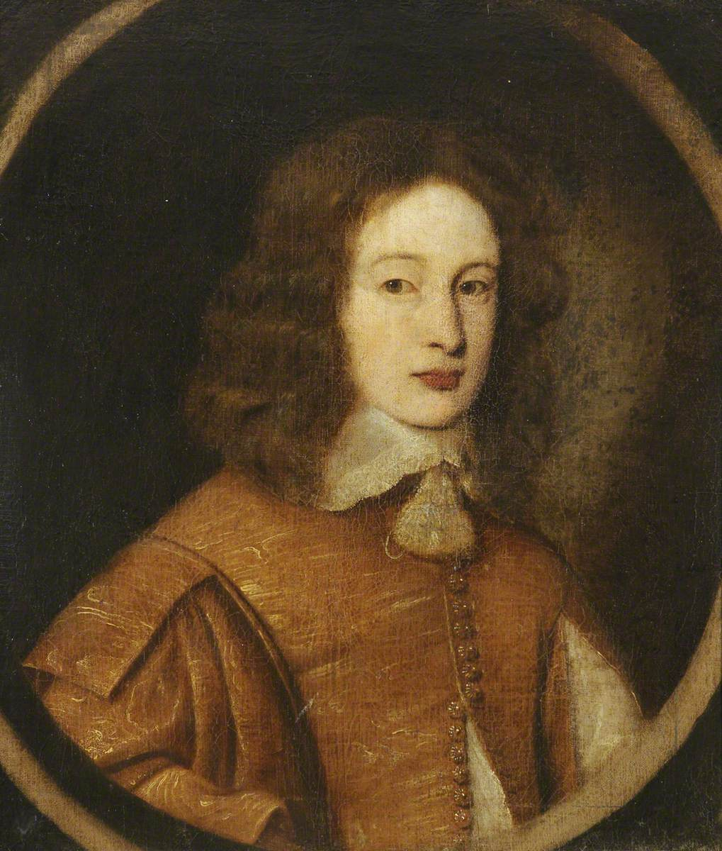 Thomas Whitgreave (1618–after 1691), Aged 23