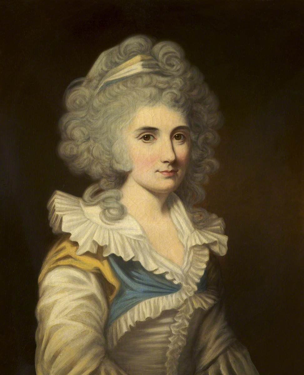 Hannah Lightbody (1767–1828), Mrs Samuel Greg (?)