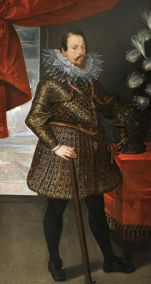Vincenzo Gonzaga I (1562–1612), 4th Duke of Mantua