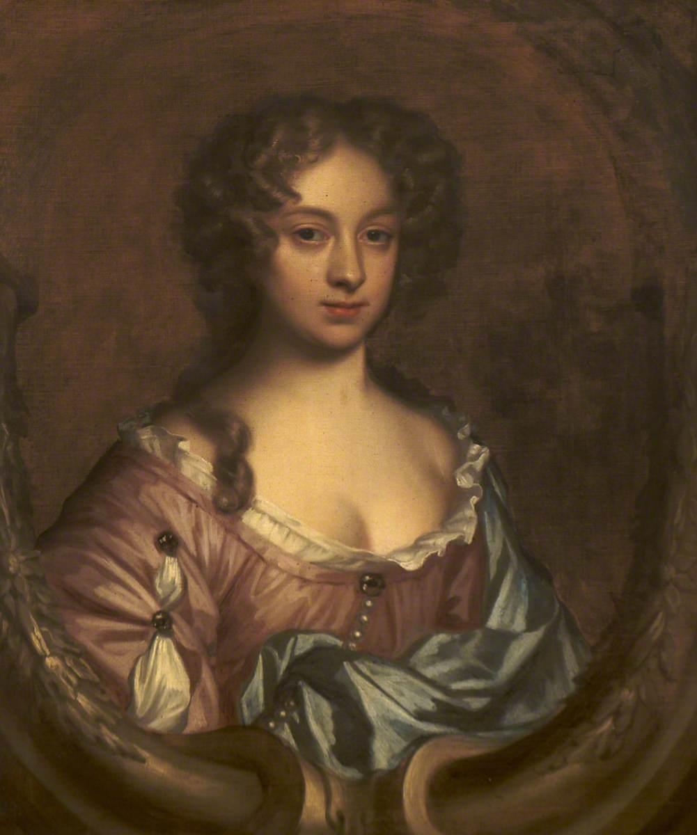 Supposed Portrait of Lady Elizabeth Cavendish (c.1627–1663), Countess of Bridgewater
