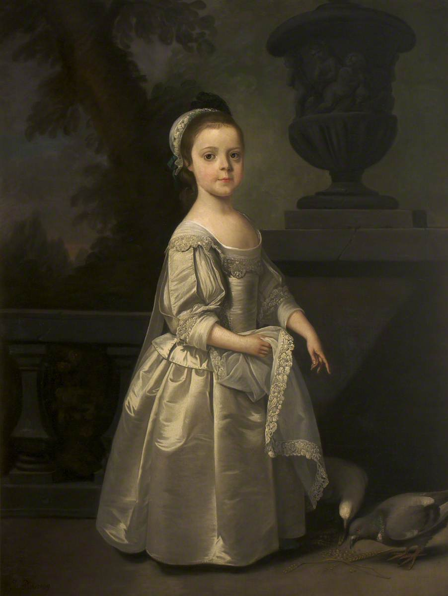 Reputedly Hester Egerton (1708–1780), Later Mrs William Tatton