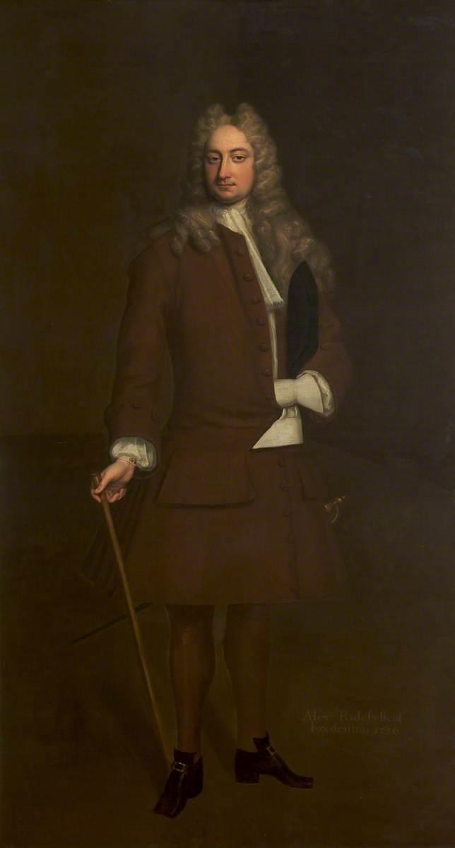 Alexander Radclyff of Fox Denton (1677–1735)