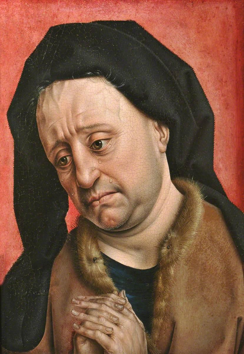 The Head of Nicodemus in Prayer