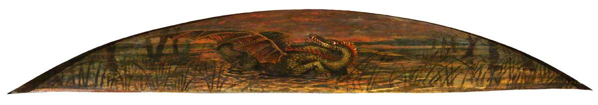The Theodore Watts-Dunton Cabinet: The Dragon