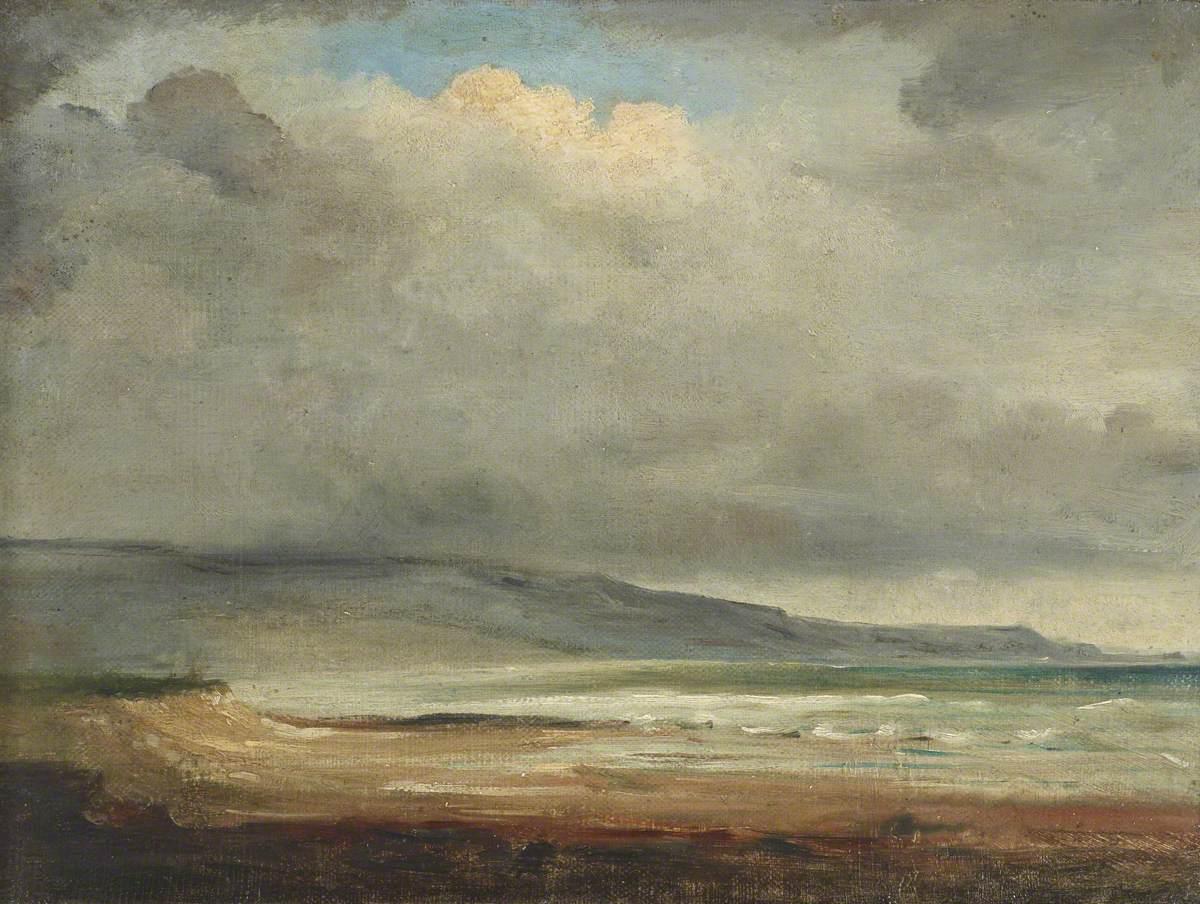 Rain Clouds, Weymouth Bay, Dorset