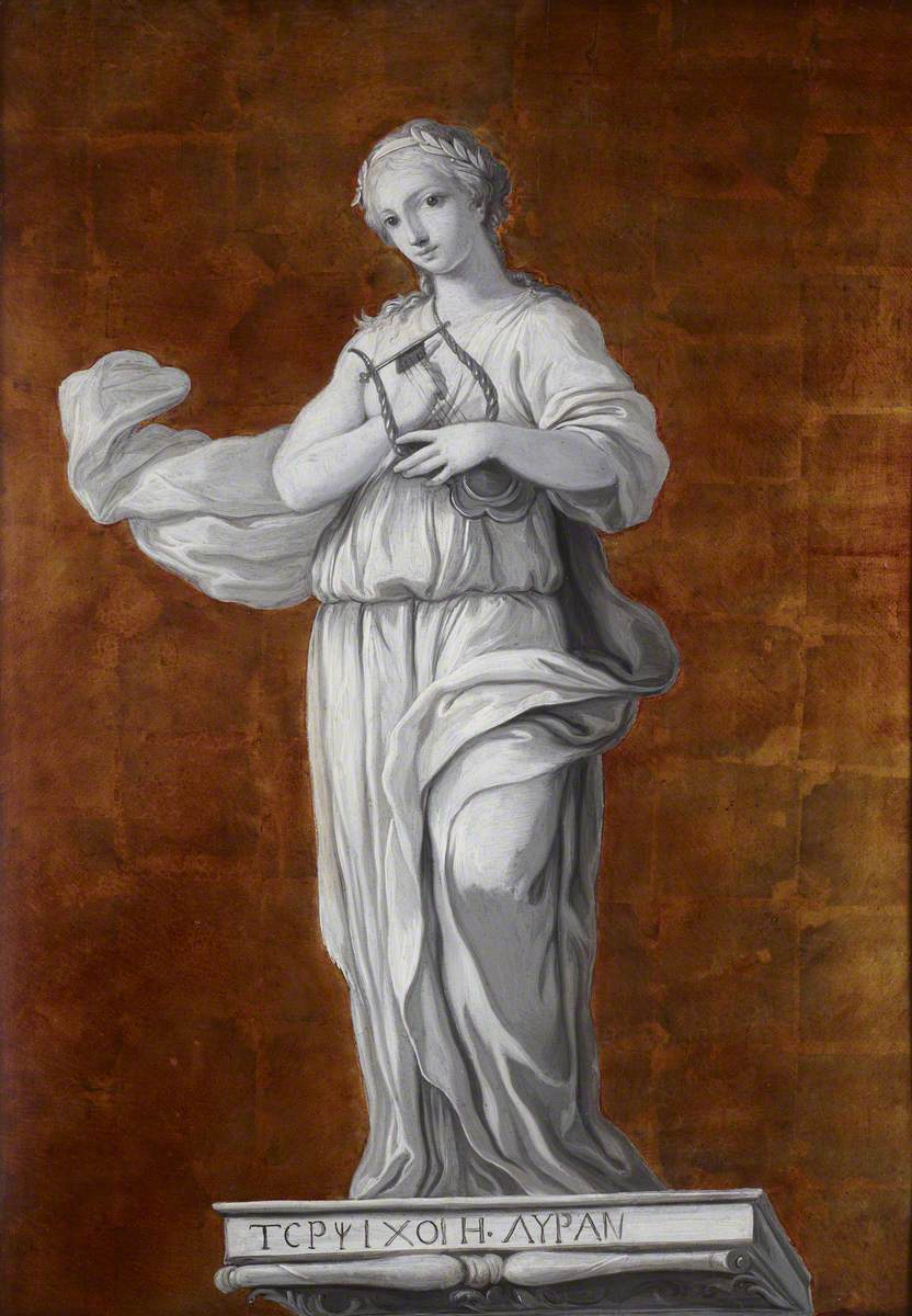 Terpsichore, the Muse of Dancing and Song