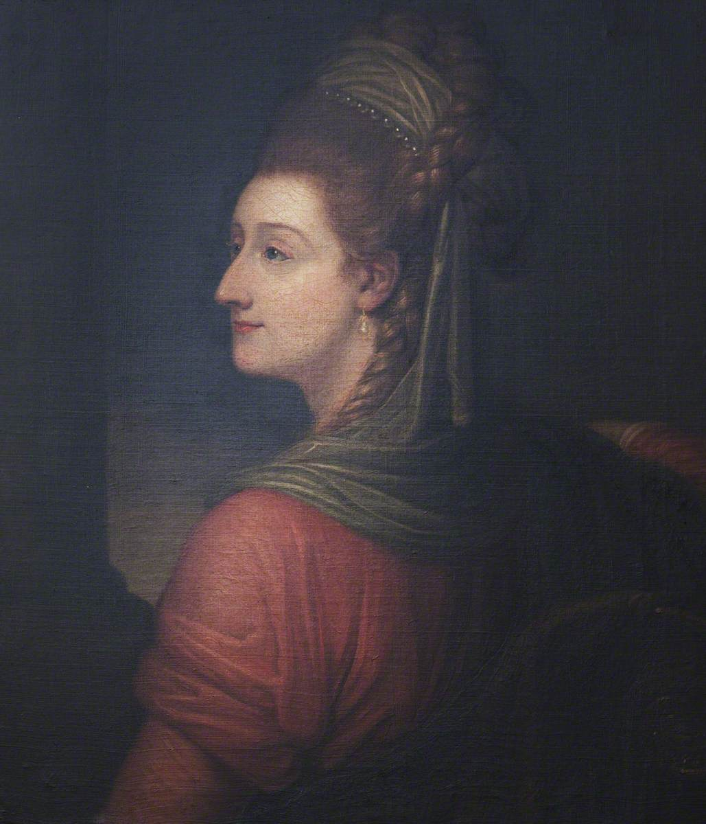 Amelia Anne Egerton (1751–1809), Lady Hume