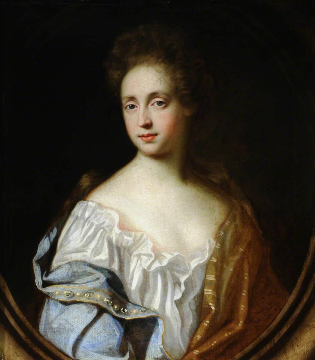 Called 'Elizabeth Mackworth, Mrs Henry Mackworth'