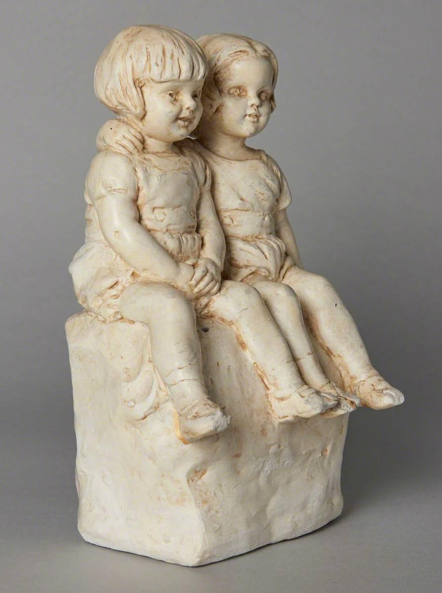 Seated Children