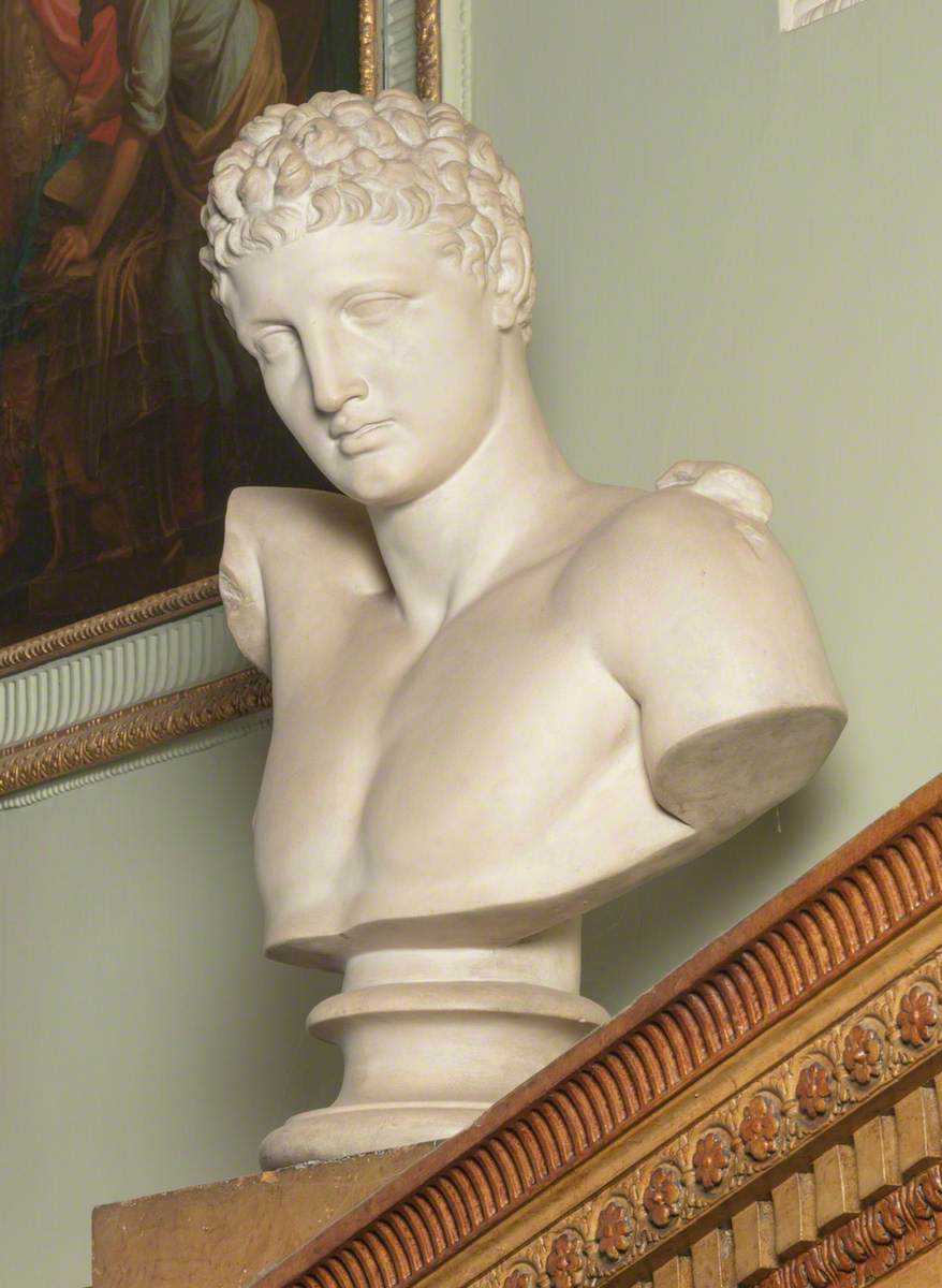 Hermes of Olympia
