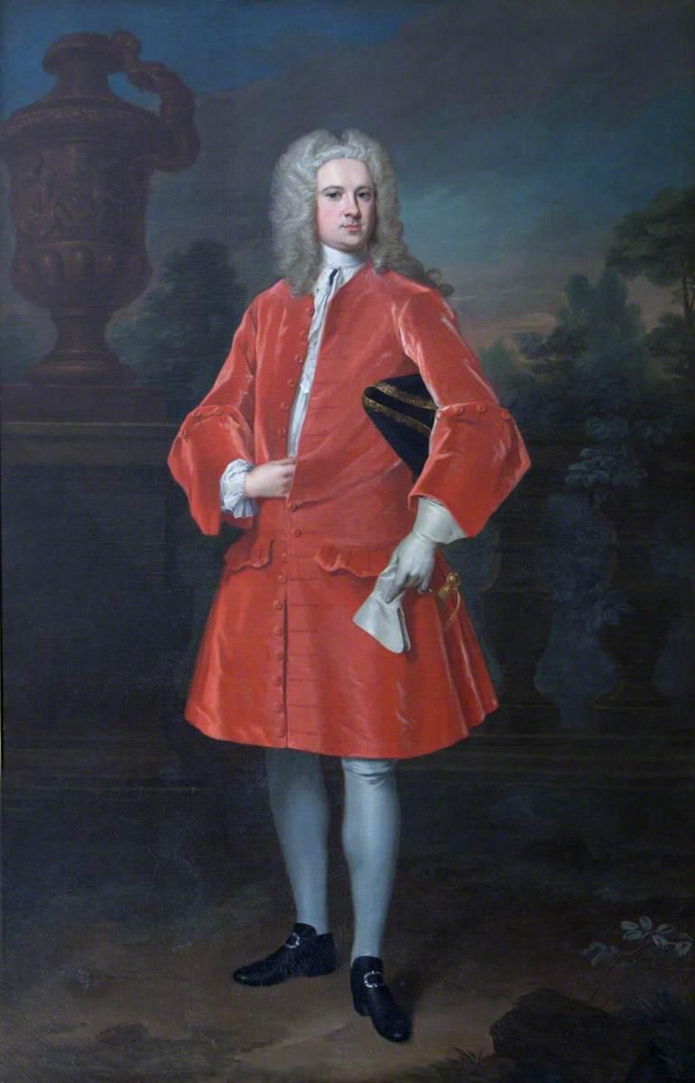 Sir William Harbord (1696?–1770), MP, KB