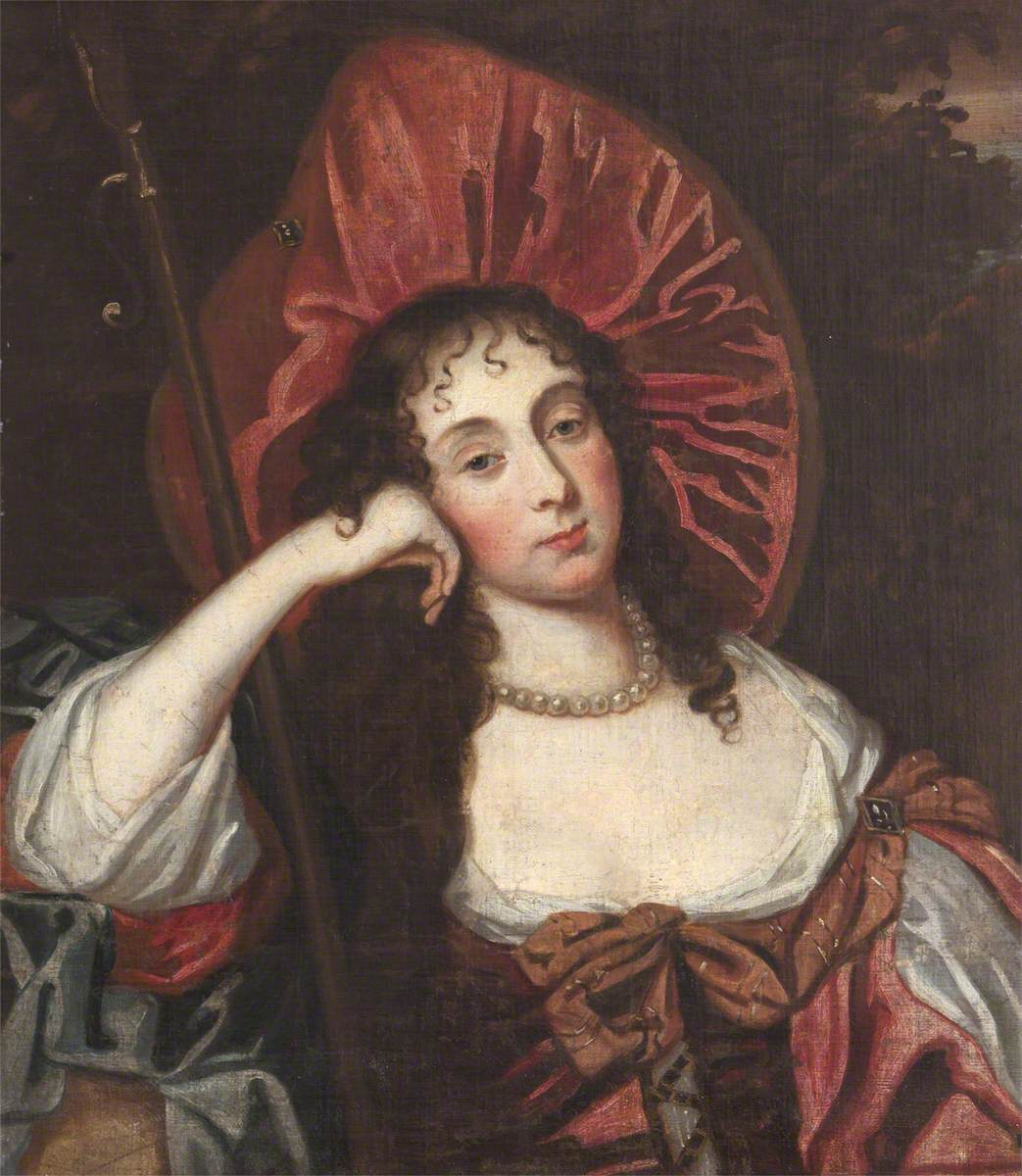 Barbara Villiers (1640–1709), Countess of Castlemaine and Duchess of Cleveland, as a Shepherdess
