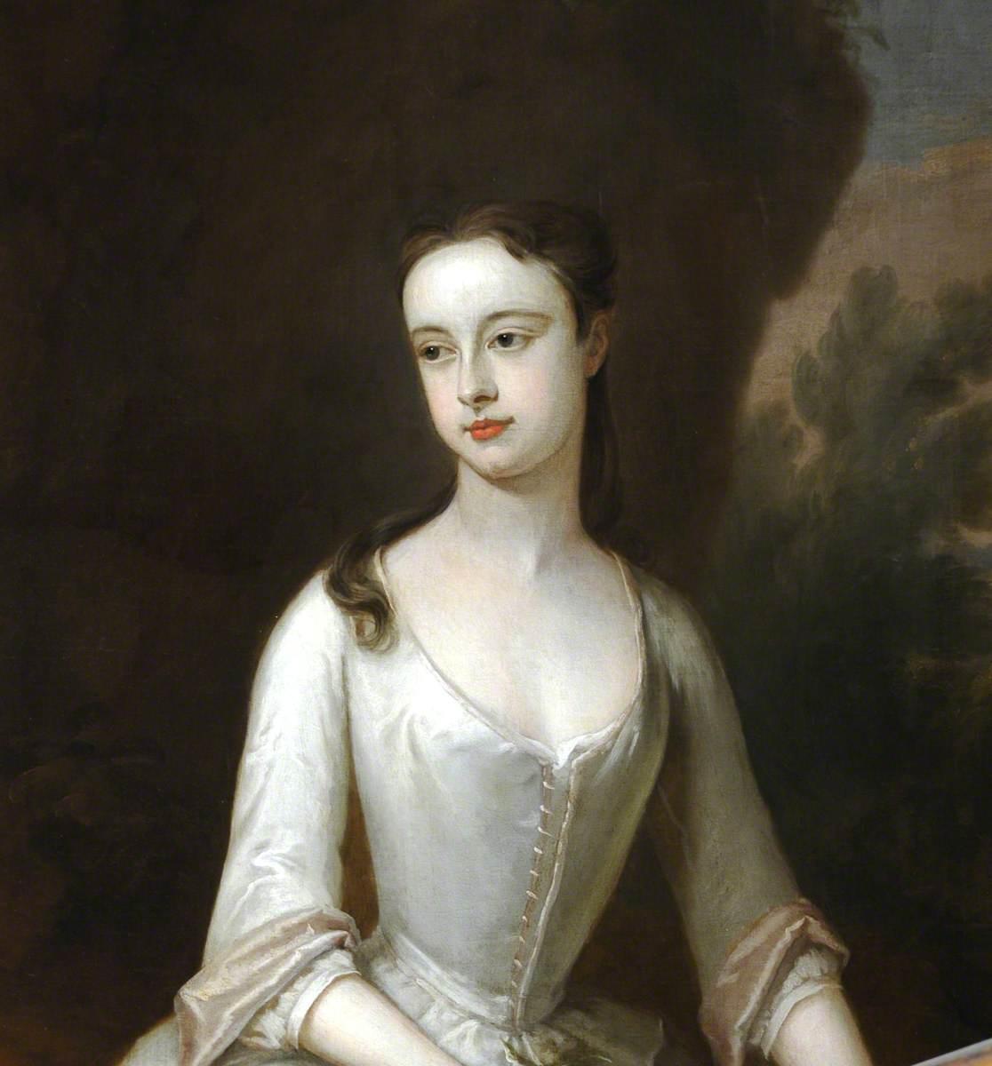 Jemima Harpur (d.1763), Lady (Thomas) Palmer