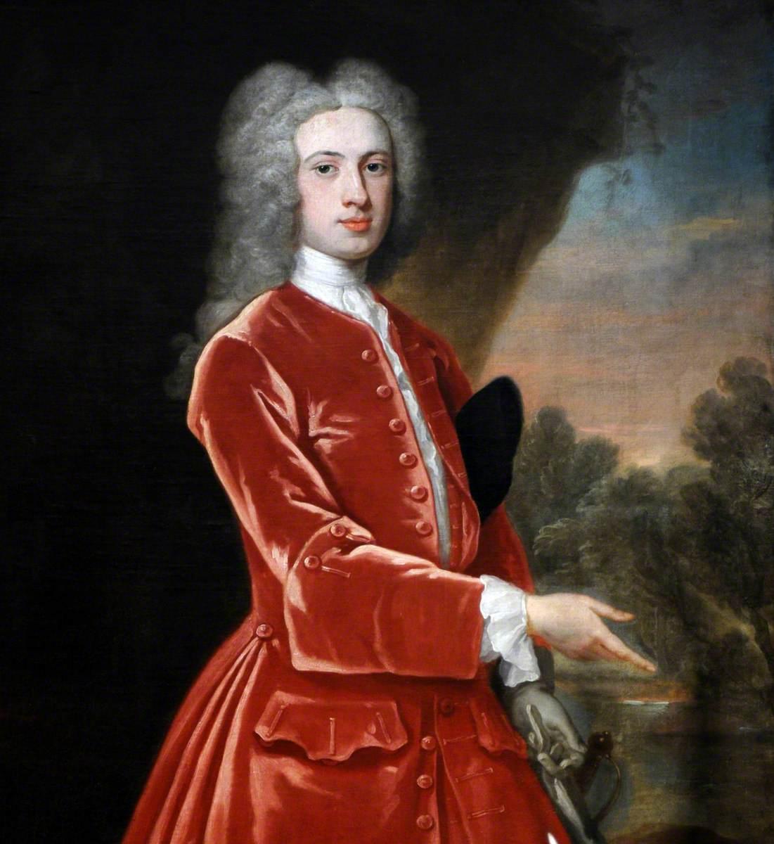 Sir Henry Harpur (1708–1748), 5th Bt