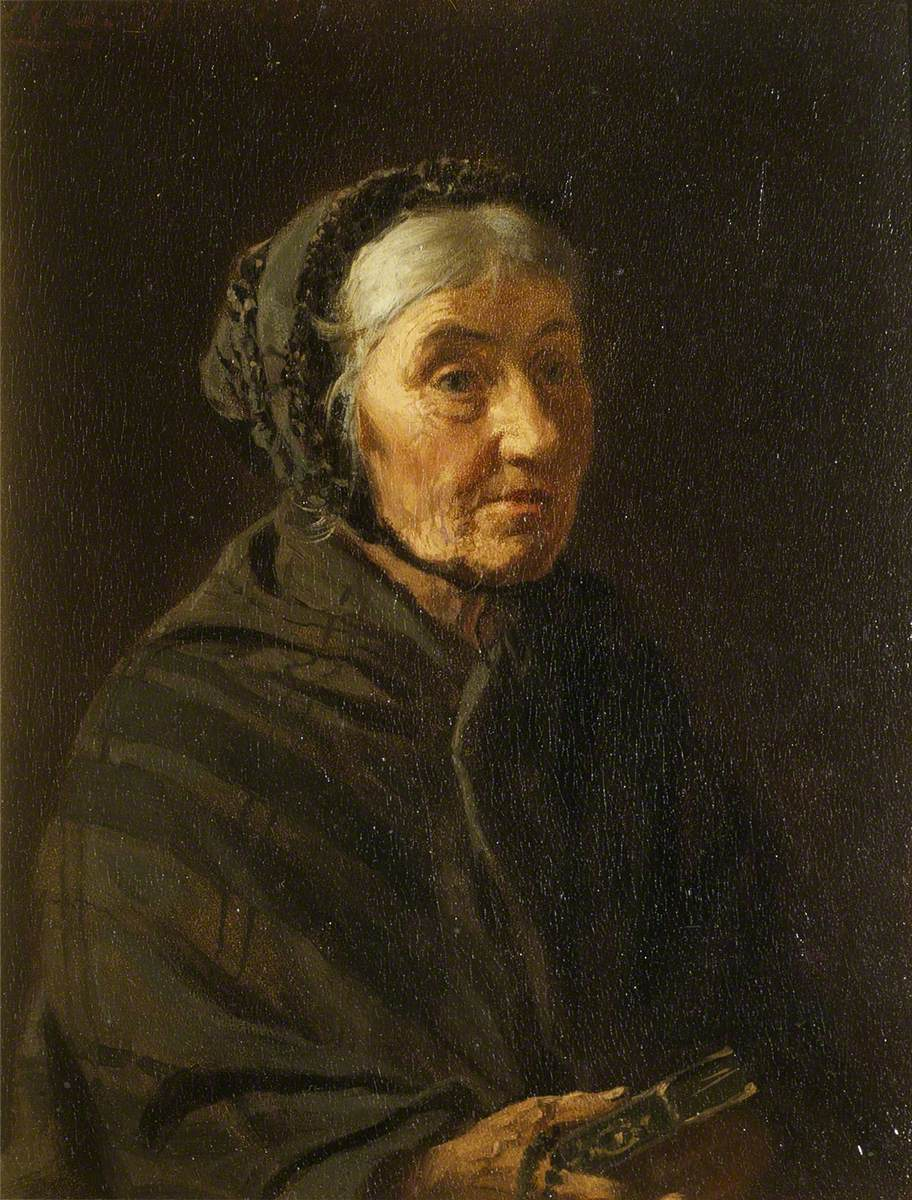 Study of an Unknown Woman