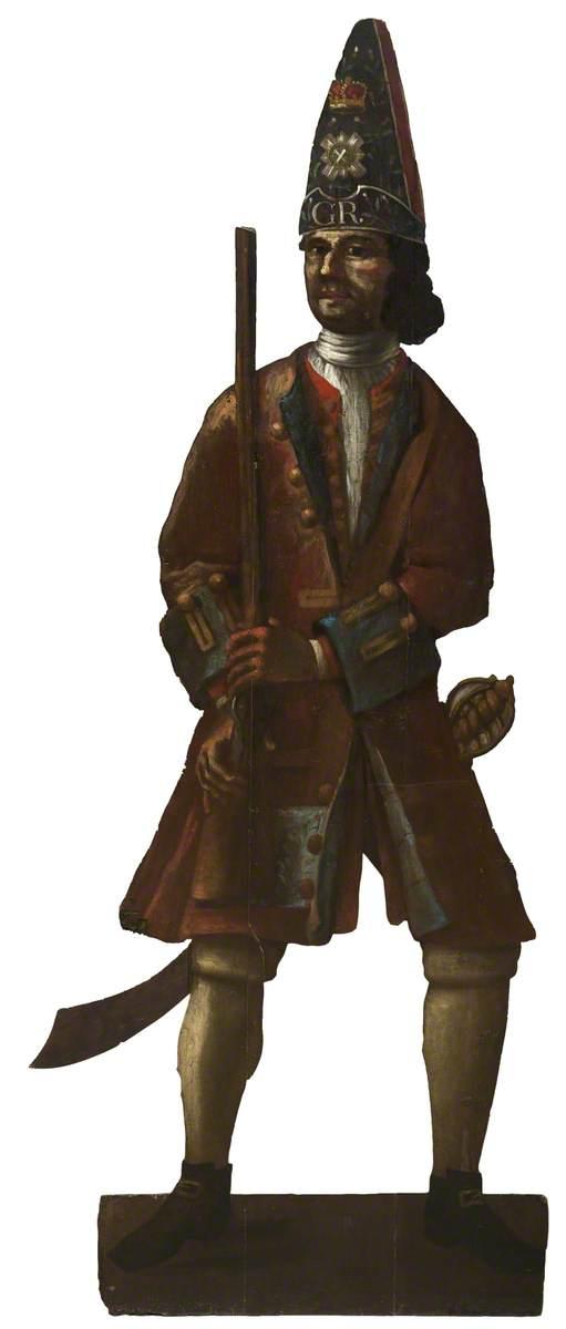 A Guardsman of the Scots Guards