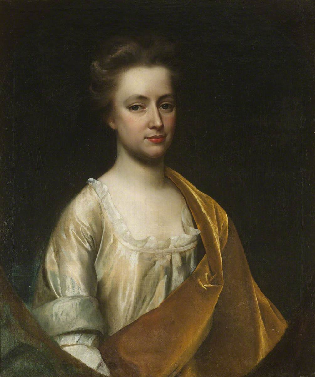 Mary Dryden, Mrs (John) Shaw