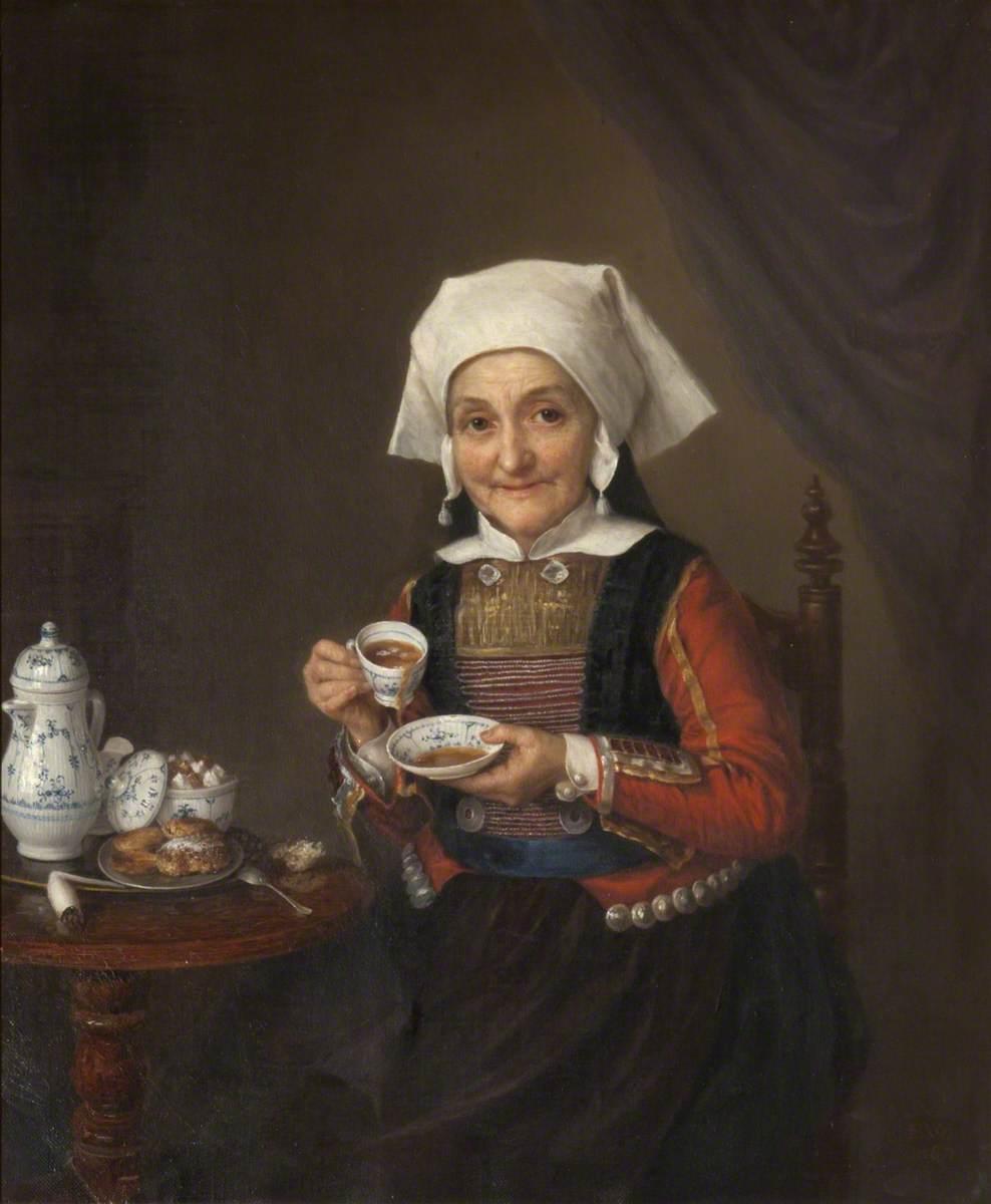A Holstein Peasant Woman