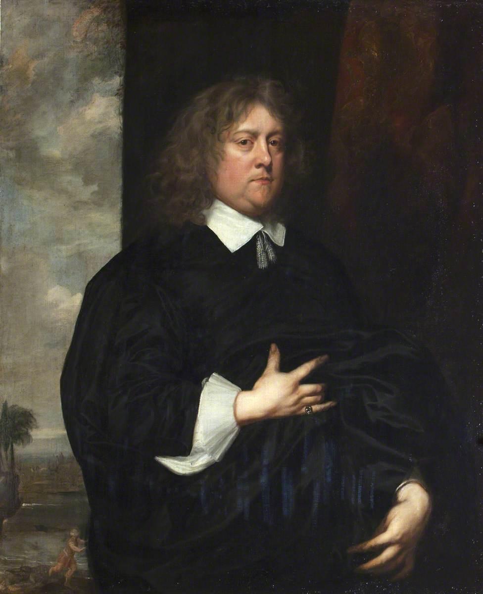 Sir William Paston (1610–1662/1663), 1st Bt