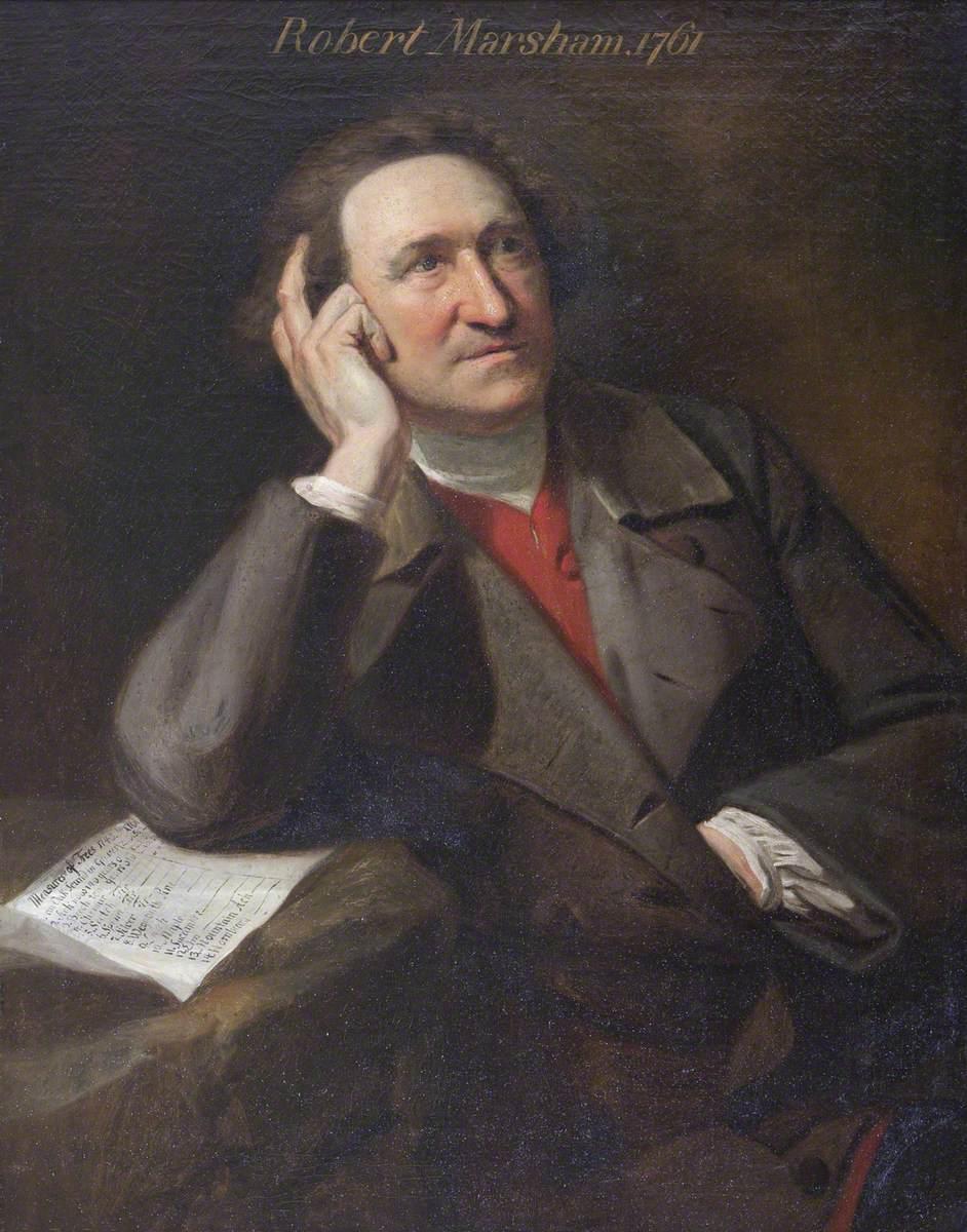 Robert Marsham (1708–1797), FRS, 1761