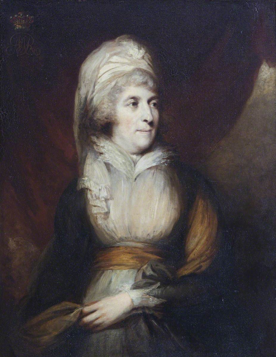 Mary Lloyd (d.1820), Countess of Rothes (Mrs Bennet Langton)