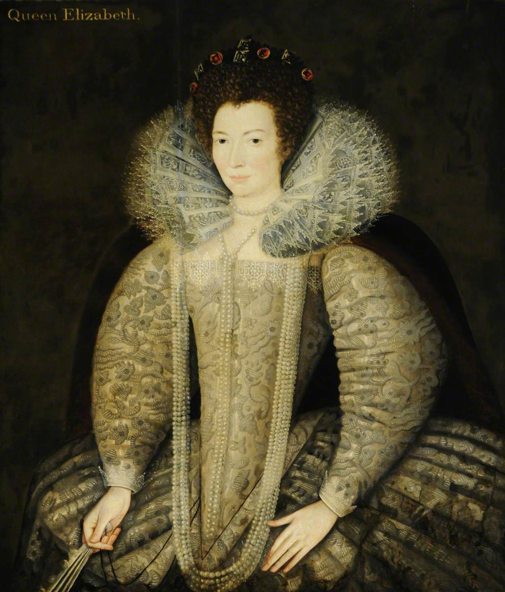 Mary Cavendish (1555–1632), Countess of Shrewsbury