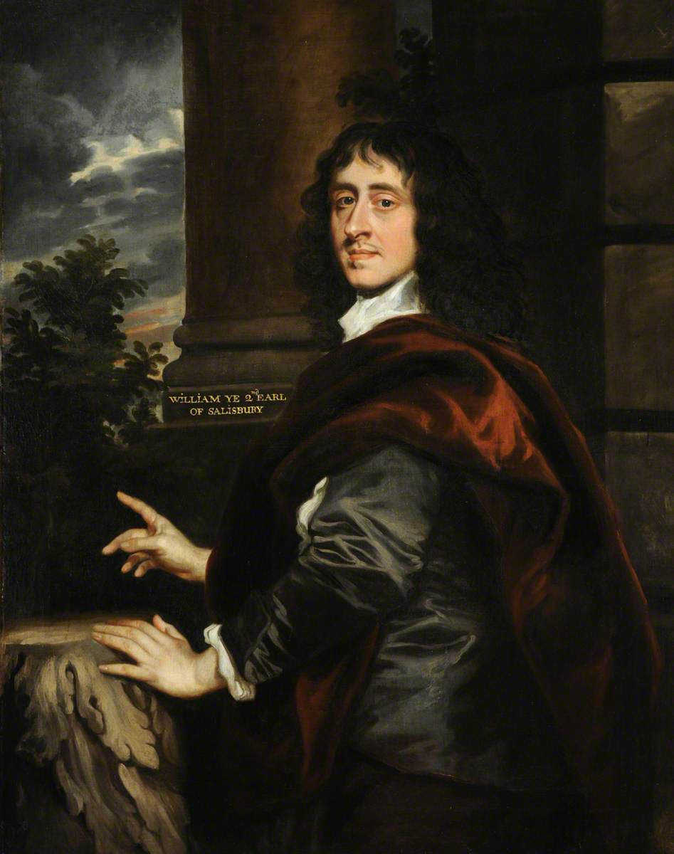 William Cavendish (1617–1684), 3rd Earl of Devonshire