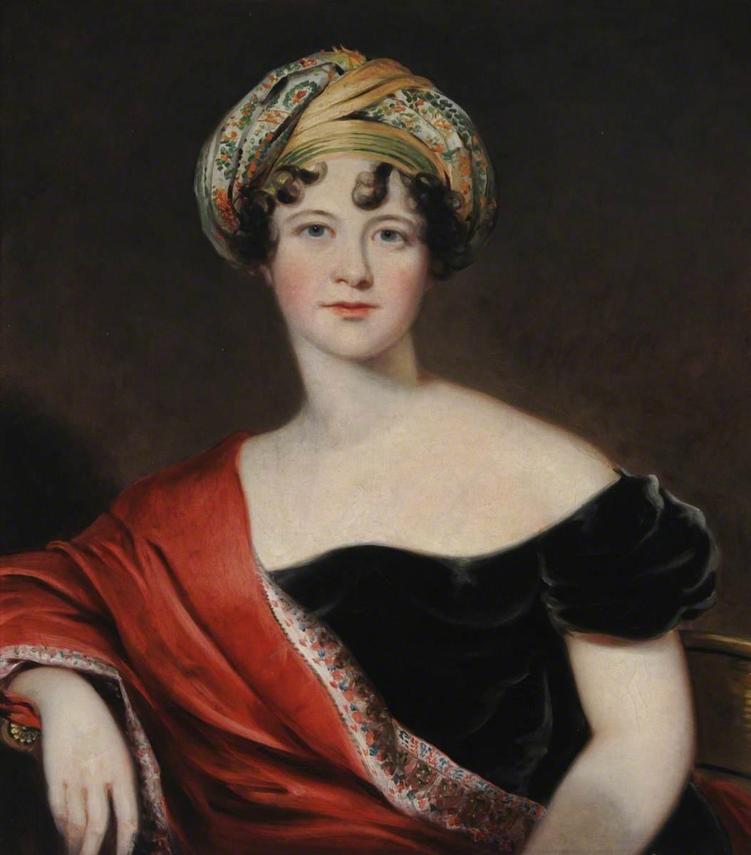 Lady Harriet Cavendish (1785–1862), Countess Granville