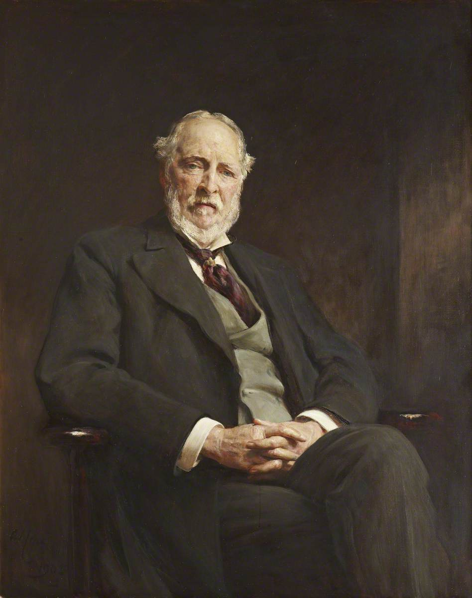 Frederick William John Hervey (1834–1907), 3rd Marquess of Bristol