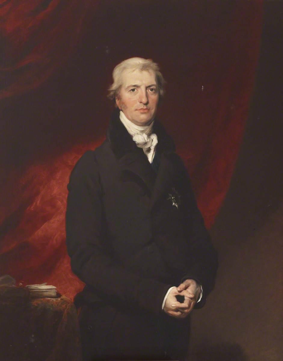 Robert Banks Jenkinson (1770–1828), 2nd Earl of Liverpool