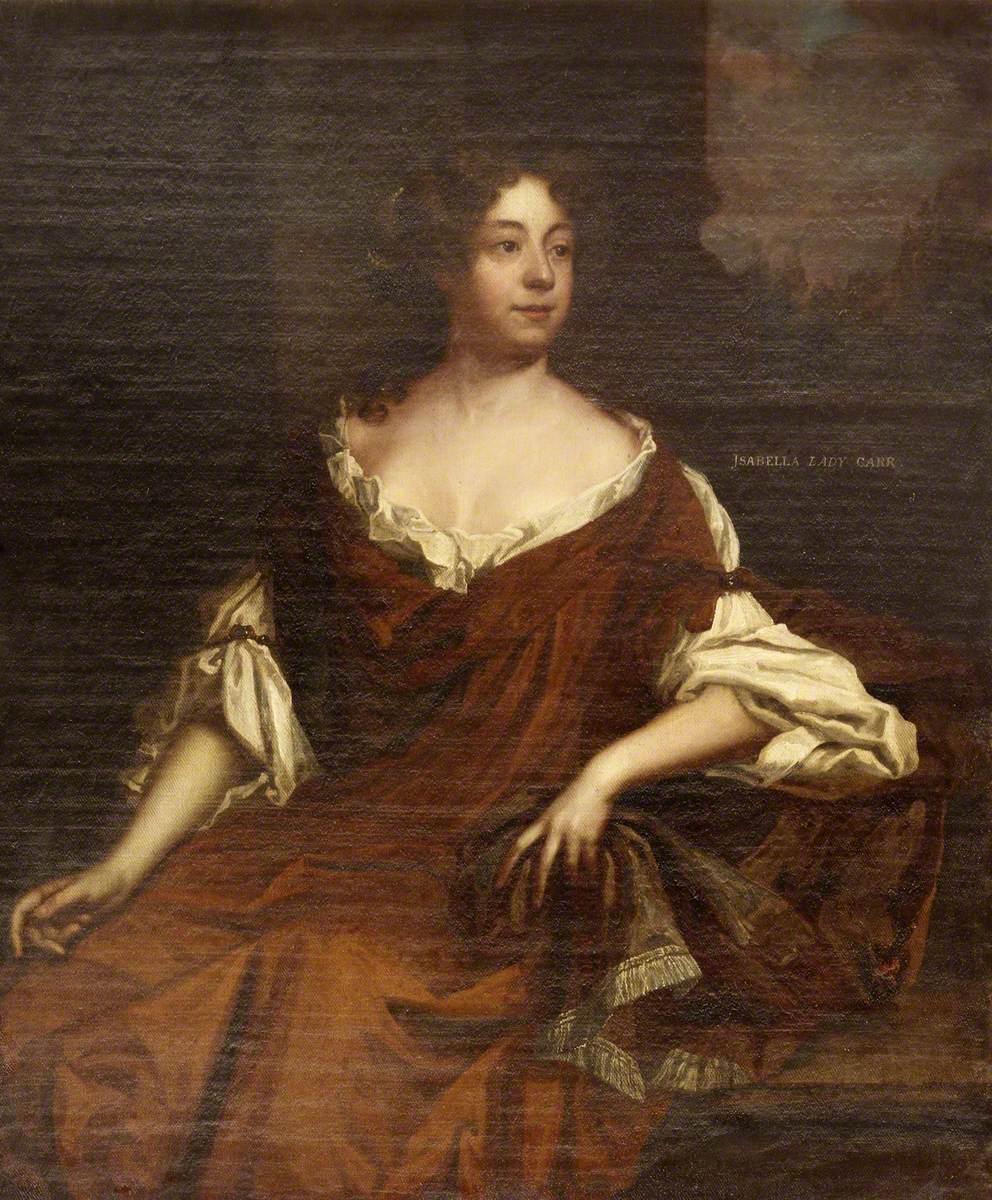 Elizabeth Bennet (d.1696), Lady Carr