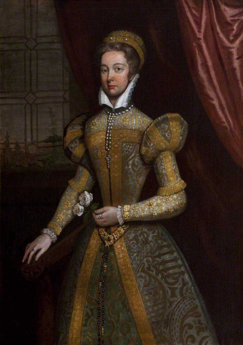 Called 'Mary, Queen of Scots (1542–1587)'