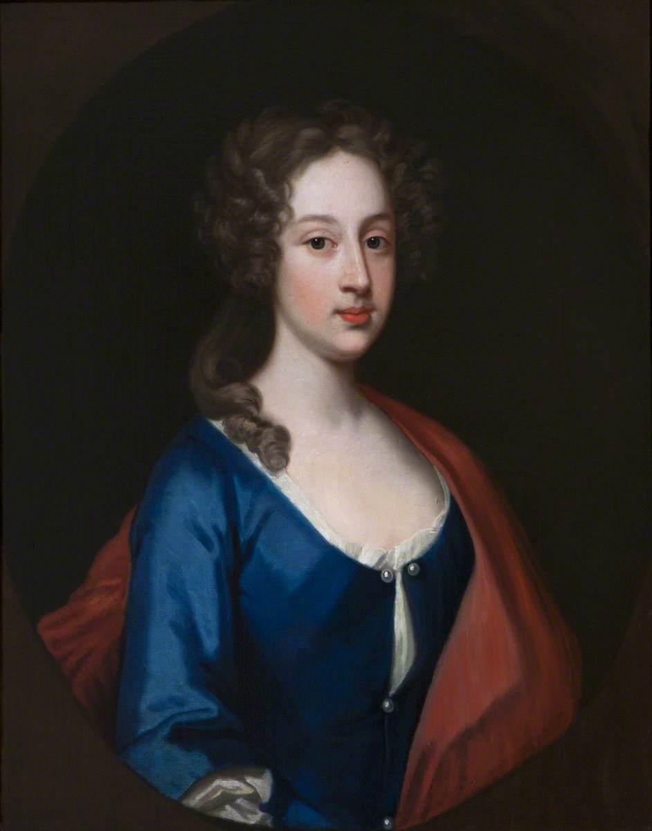 Jane Curzon (b.1681), Mrs Henry Pye