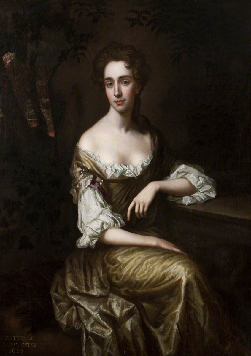 Catherine Sedley (1657–1717), Countess of Dorchester