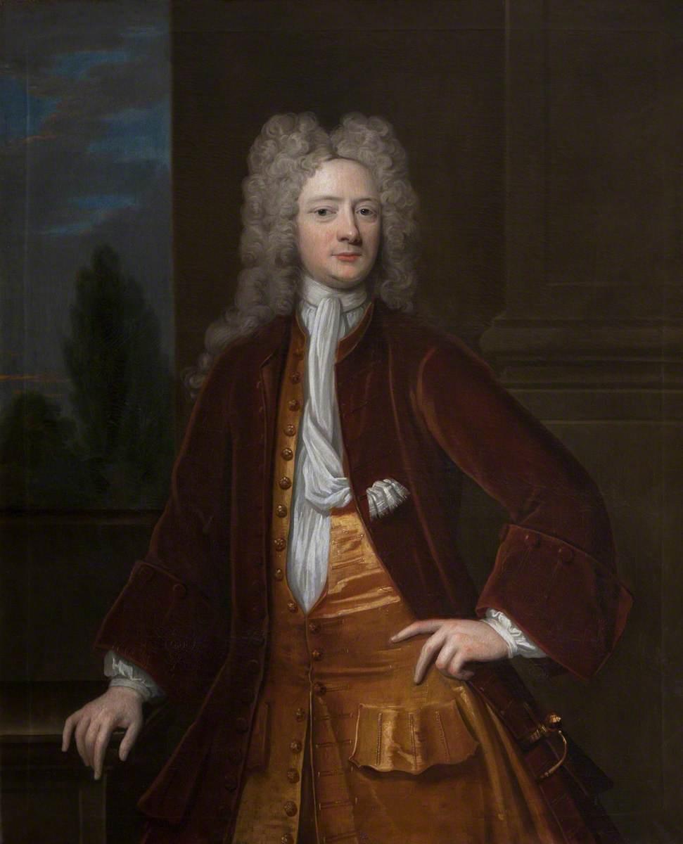 Sir John Curzon (1674–1727), 3rd Bt, MP