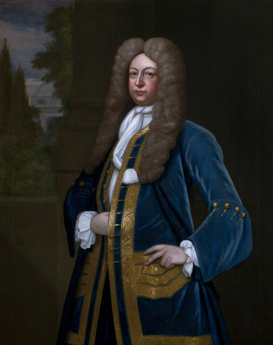 Called 'William Curzon (1681?–1749), MP'