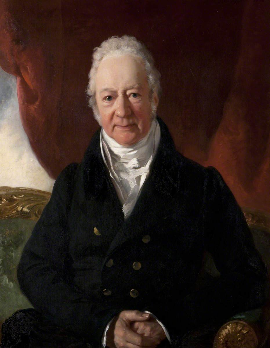 Nathaniel Curzon (1751–1837), 2nd Baron Scarsdale