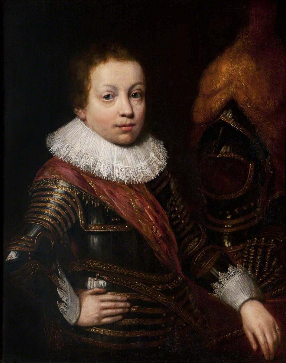 Prince Frederick Henry (1614–1629), Crown Prince Palatine
