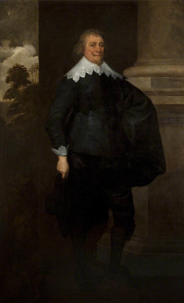 Sir Peter Rycaut (d.c.1657)