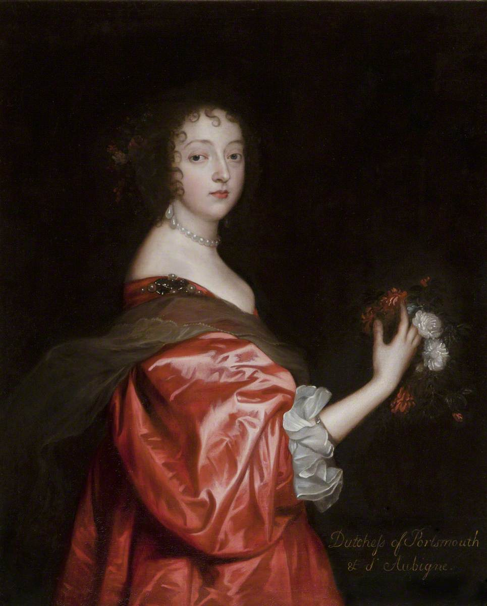 Catherine Howard (d.1650), Lady d'Aubigny