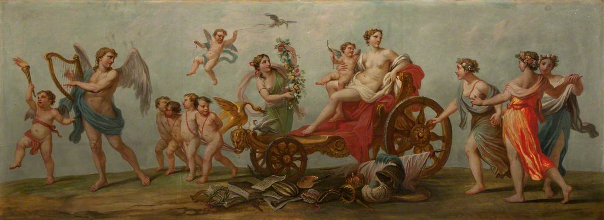 The Four Seasons: Winter – Aeolus with the Winds