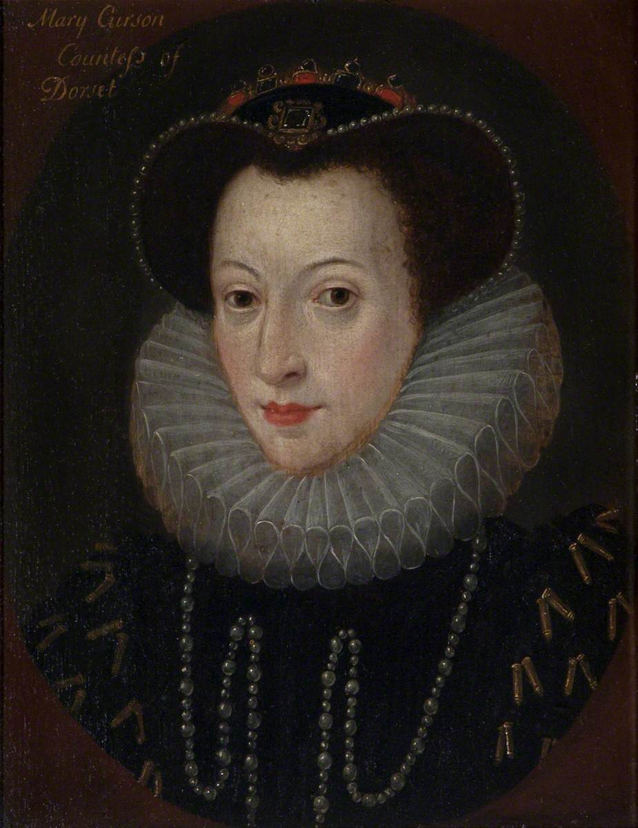 Mary Curzon (1585–1645), Countess of Dorset