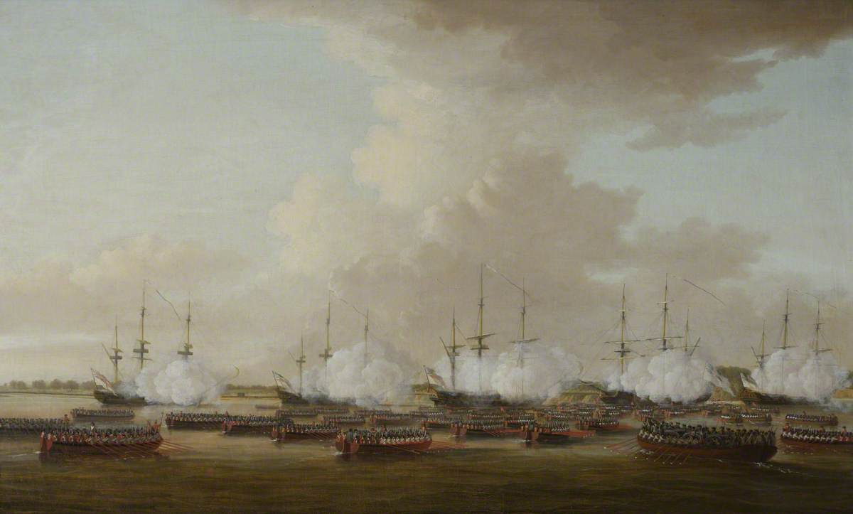 Action at Tarrytown, 4 August 1776