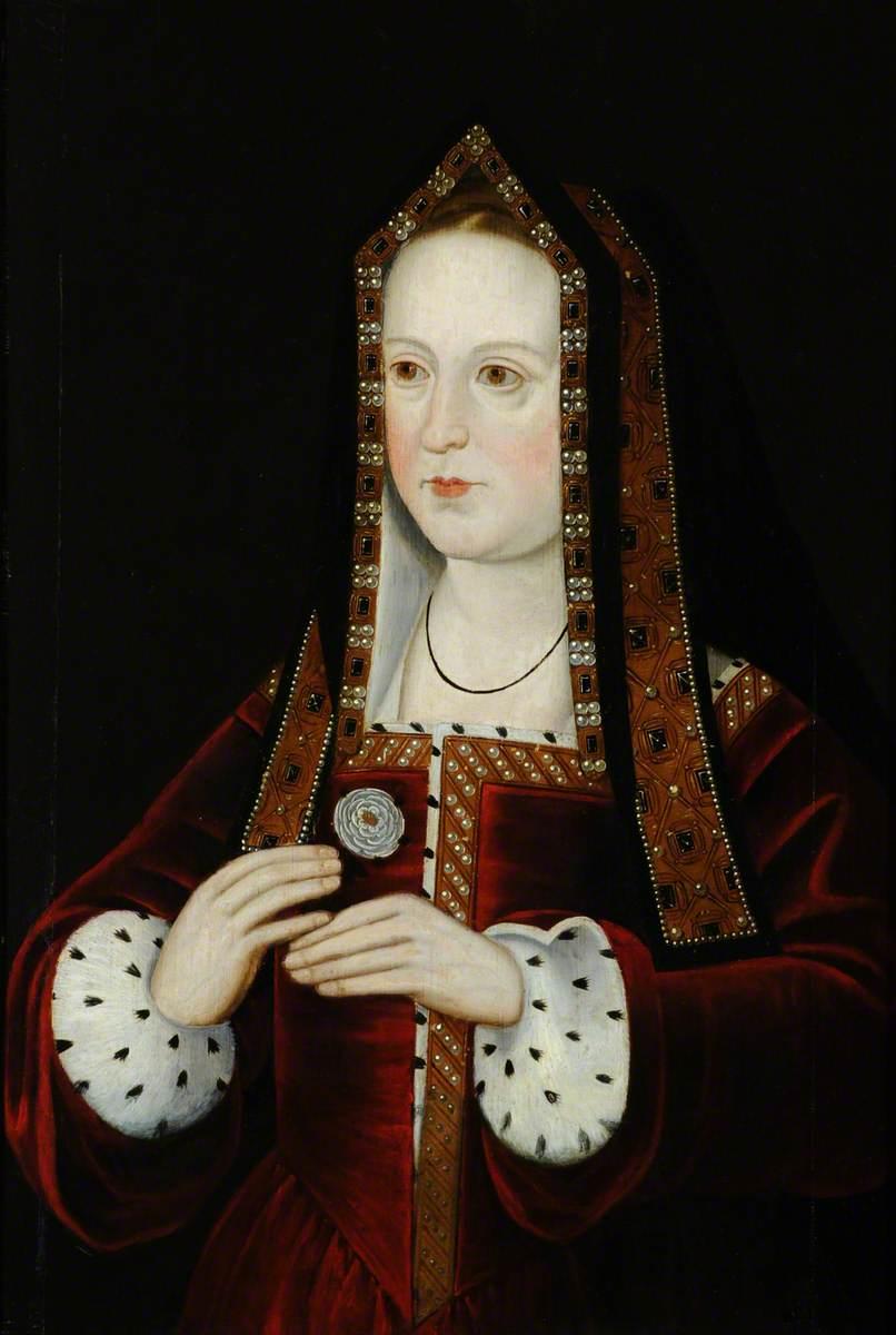 Elizabeth of York (1466–1503), Queen Consort of Henry VII