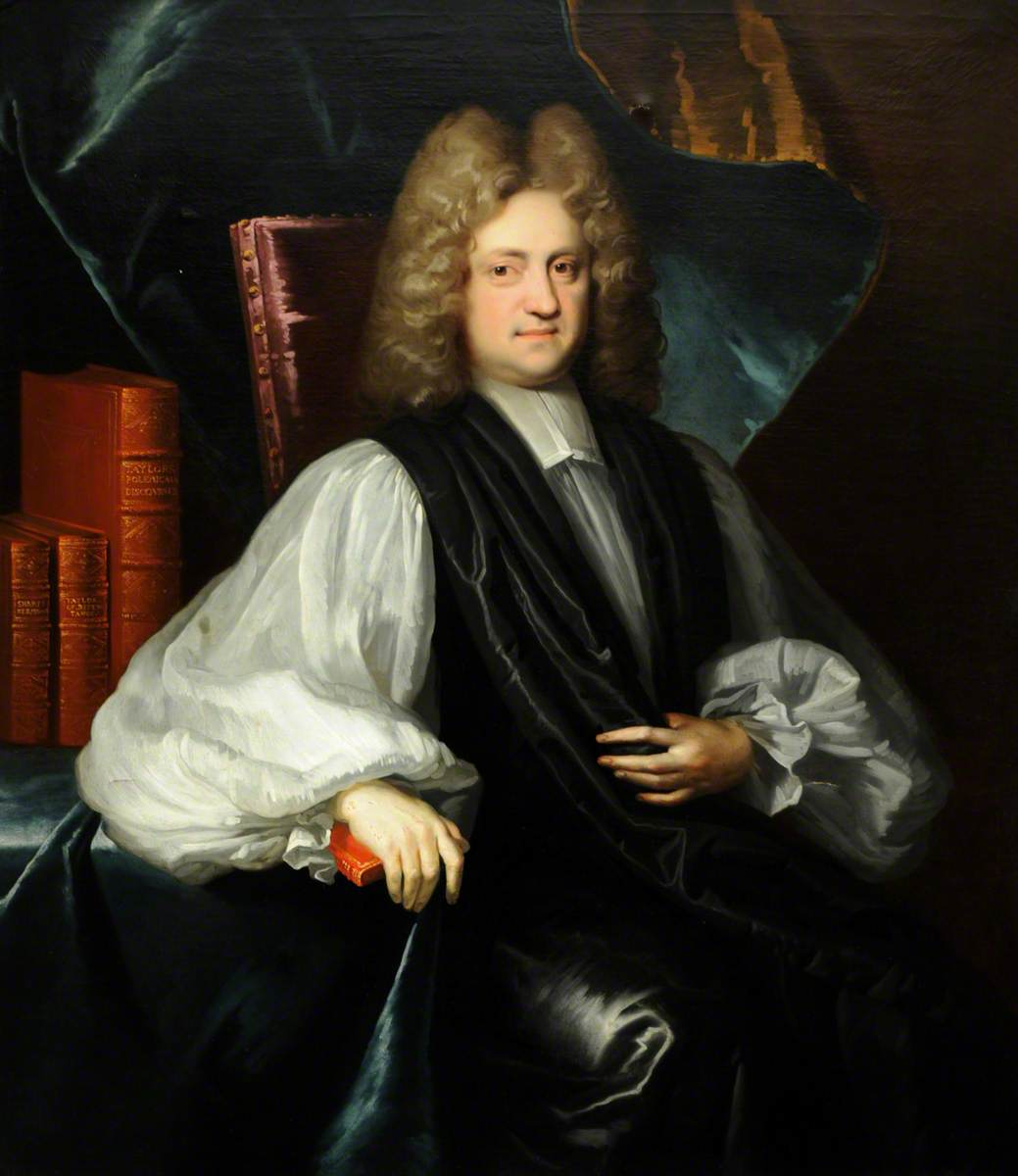 Dr Charles Trimnell (1663–1723), Bishop of Norwich, Later Bishop of Winchester