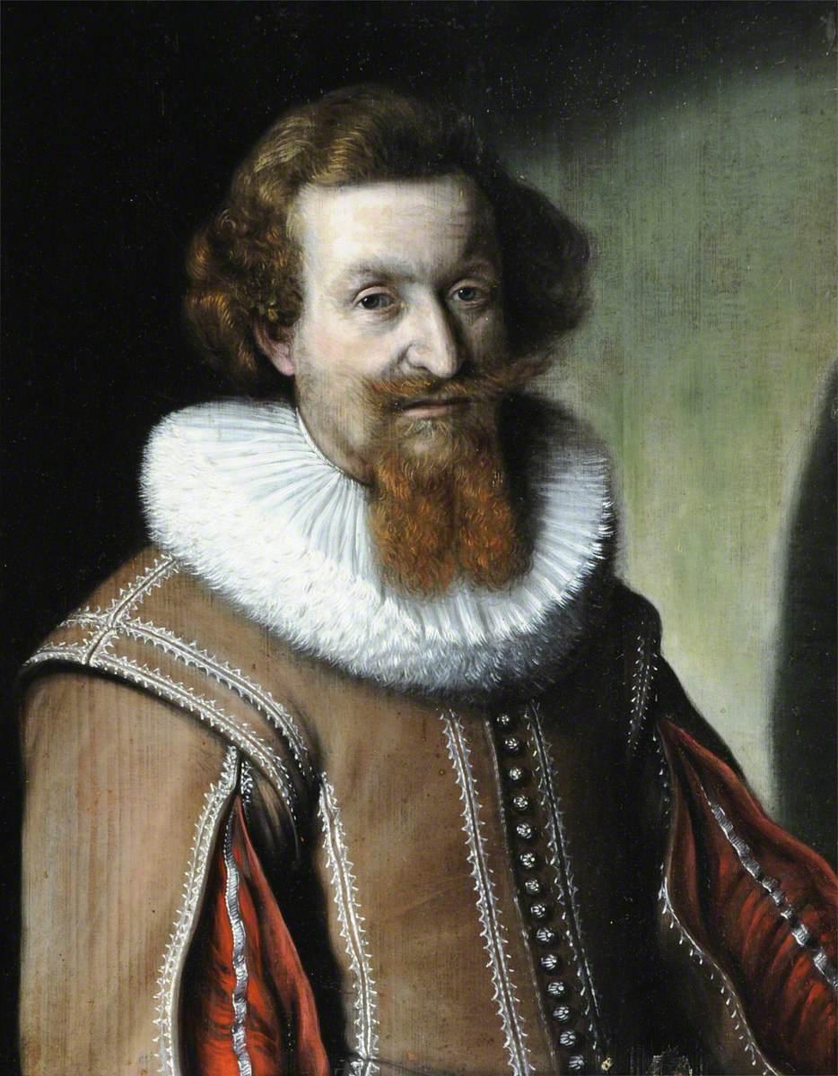 Portrait of a Swiss Burgher