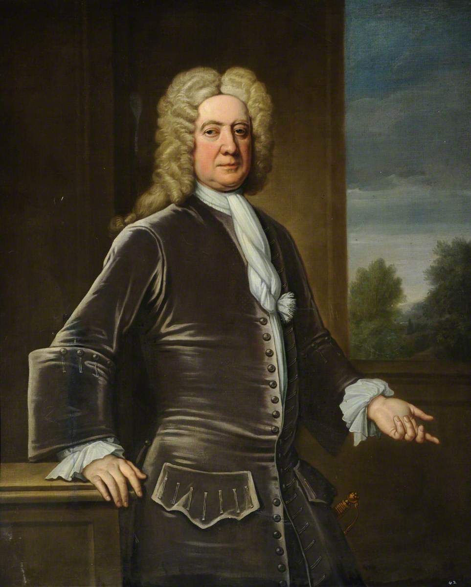 William (1678–1743), 4th Baron Widdrington of Blankney