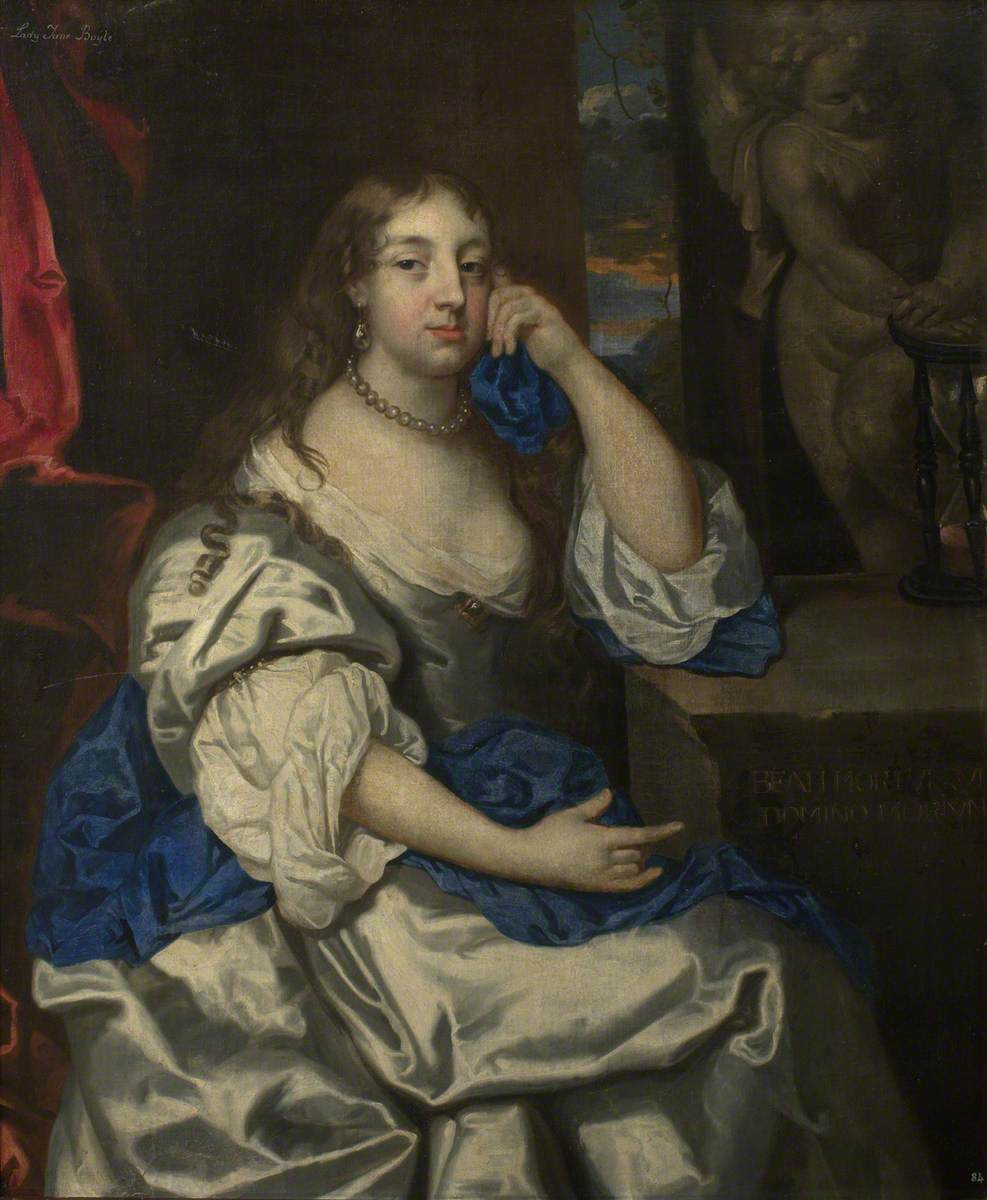 Lady Jane Boyle (d.1780)