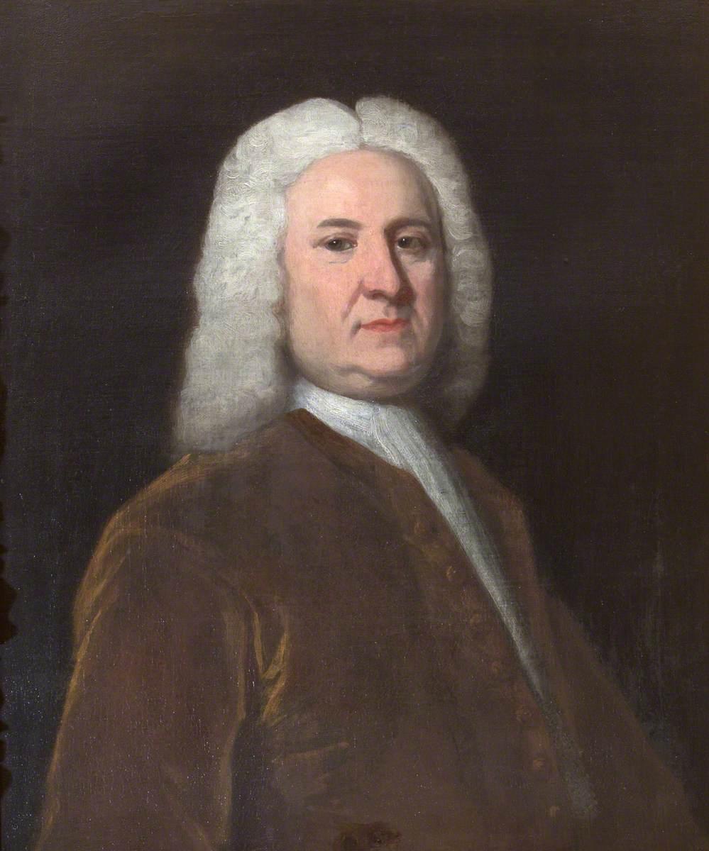 Peter Upcher of Sudbury, JP