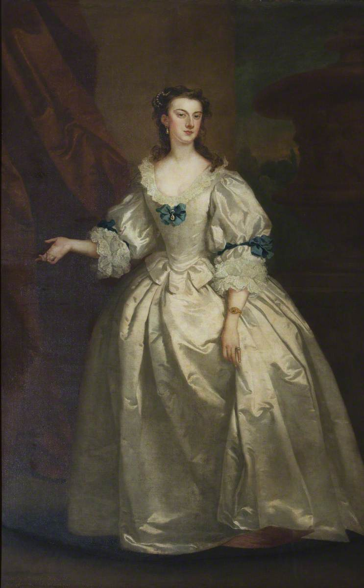 The Honourable Mary Howard (1710–1740), Mrs George Venables-Vernon